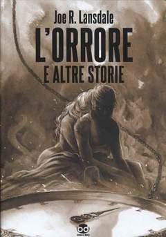 Copertina ORRORE E ALTRE STORIE n.0 - ORRORE E ALTRE STORIE, BD EDIZIONI