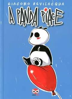 Copertina A PANDA PIACE n.0 - A PANDA PIACE, BD EDIZIONI