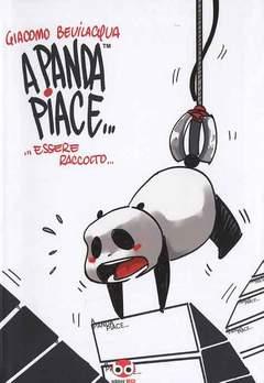 Copertina A PANDA PIACE ESSERE RACCOLTO n.0 - A PANDA PIACE...ESSERE RACCOLTO, BD EDIZIONI
