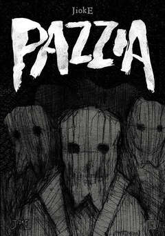 Copertina PAZZIA Variant Cover n. - PAZZIA - Variant Cover, BD EDIZIONI
