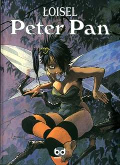 Copertina PETER PAN n.0 - PETER PAN, BD EDIZIONI
