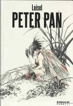 Copertina PETER PAN (b/n) n.0 - PETER PAN, BD EDIZIONI