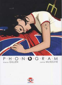 Copertina PHONOGRAM n.0 - PHONOGRAM, BD EDIZIONI