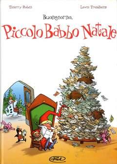 Copertina PICCOLO BABBO NATALE n.1 - BUONGIORNO PICCOLO B.N., BD EDIZIONI