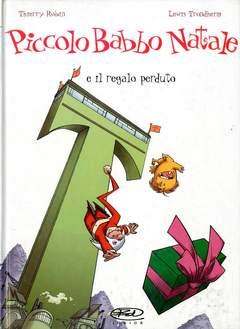 Copertina PICCOLO BABBO NATALE n.5 - PICCOLO BABBO NATALE E IL REGALO PERDUTO, BD EDIZIONI