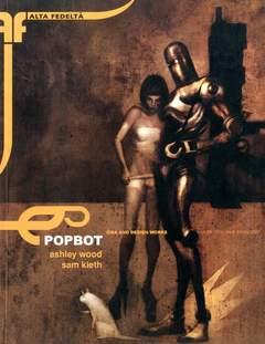 Copertina POPBOT n.1 - POPBOT VOL.1, BD EDIZIONI