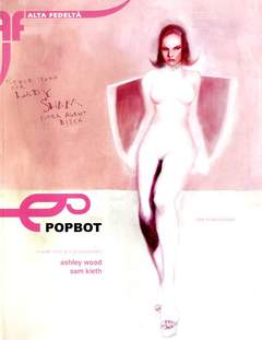 Copertina POPBOT n.2 - POPBOT VOL.2, BD EDIZIONI