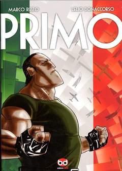 Copertina PRIMO n.0 - PRIMO, BD EDIZIONI