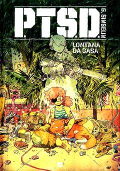 Copertina PTSD n. - PTSD, BD EDIZIONI