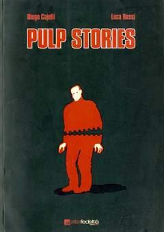 Copertina PULP STORIES n.0 - PULP STORIES, BD EDIZIONI