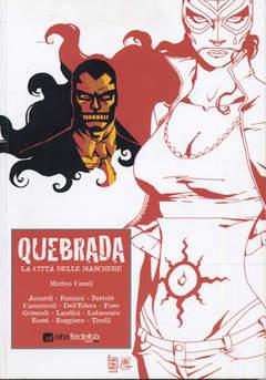 Copertina QUEBRADA n.0 - QUEBRADA, BD EDIZIONI