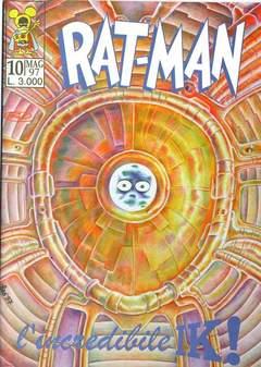 Copertina RAT-MAN n.10 - RAT-MAN, BD EDIZIONI
