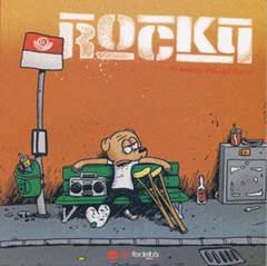 Copertina ROCKY n.0 - ROCKY, BD EDIZIONI