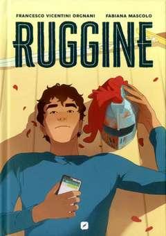 Copertina RUGGINE n. - RUGGINE, BD EDIZIONI
