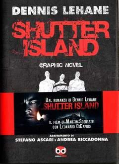 Copertina SHUTTER ISLAND n.0 - SHUTTER ISLAND, BD EDIZIONI