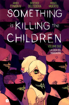 Copertina SOMETHING IS KILLING THE... n.2 - SOMETHING IS KILLING THE CHILDRENS, BD EDIZIONI