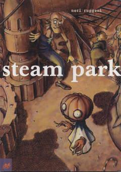 Copertina STEAM PARK n.0 - STEAM PARK, BD EDIZIONI