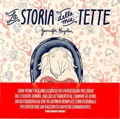 Copertina STORIA DELLE MIE TETTE n. - LA STORIA DELLE MIE TETTE, BD EDIZIONI