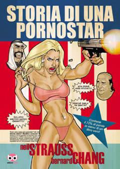 Copertina STORIA DI UNA PORNOSTAR n.0 - STORIA DI UNA PORNOSTAR, BD EDIZIONI