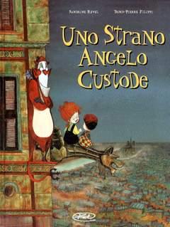 Copertina STRANO ANGELO CUSTODE n.1 - STRANO ANGELO CUSTODE        1, BD EDIZIONI