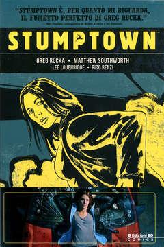 Copertina STUMPTOWN n.0 - STUMPTOWN, BD EDIZIONI