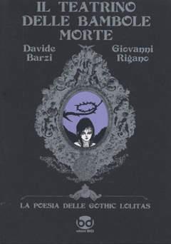 Copertina TEATRINO DELLE BAMBOLE MORTE n.0 - TEATRINO DELLE BAMBOLE MO, BD EDIZIONI