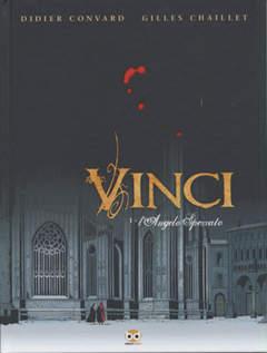 Copertina VINCI n.1 - L`ANGEL BRISE`, BD EDIZIONI