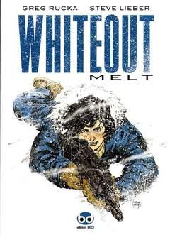 Copertina WHITEOUT MELT n.0 - WHITEOUT MELT, BD EDIZIONI