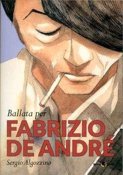 Copertina BALLATA PER FABRIZIO RISTAMPA n. - BALLATA PER FABRIZIO DE ANDRE', BECCO GIALLO