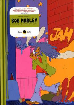 Copertina BOB MARLEY n.0 - BOB MARLEY, BECCO GIALLO