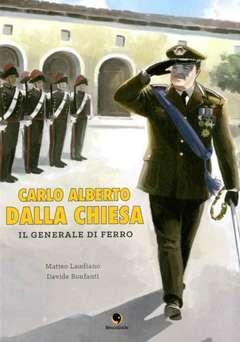 Copertina CARLO ALBERTO DALLA CHIESA n. - CARLO ALBERTO DALLA CHIESA, BECCO GIALLO