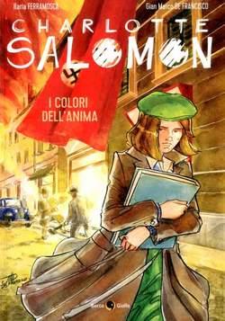 Copertina CHARLOTTE SALOMON n. - I COLORI DELL'ANIMA, BECCO GIALLO