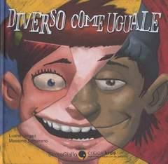 Copertina DIVERSO COME UGUALE n.0 - DIVERSO COME UGUALE, BECCO GIALLO