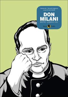 Copertina DON MILANI n.0 - BESTIE, UOMINI E DIO, BECCO GIALLO