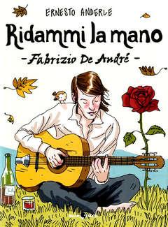 Copertina FABRIZIO DE ANDRE' n. - RIDAMMI LA MANO, BECCO GIALLO
