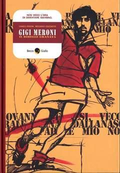 Copertina GIGI MERONI n.0 - GIGI MERONI, BECCO GIALLO