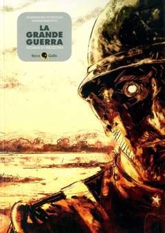 Copertina GRANDE GUERRA Nuova Edizione n.0 - STORIA DI NESSUNO, BECCO GIALLO