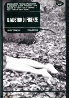 Copertina MOSTRO DI FIRENZE n.0 - IL MOSTRO DI FIRENZE, BECCO GIALLO