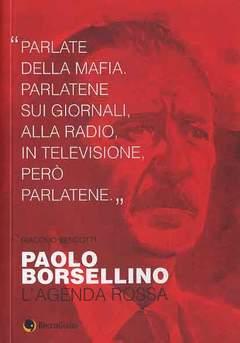 Copertina PAOLO BORSELLINO n.0 - PAOLO BORSELLINO, BECCO GIALLO