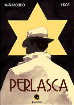 Copertina PERLASCA n. - PERLASCA, BECCO GIALLO