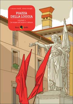 Copertina PIAZZA DELLA LOGGIA n.2 - NEL NOME DEL POPOLO ITALIANO, BECCO GIALLO