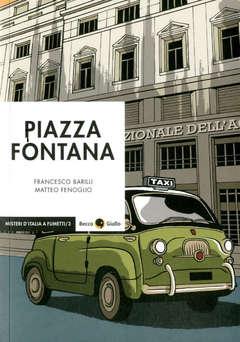 Copertina PIAZZA FONTANA Ristampa n. - PIAZZA FONTANA - Ristampa, BECCO GIALLO