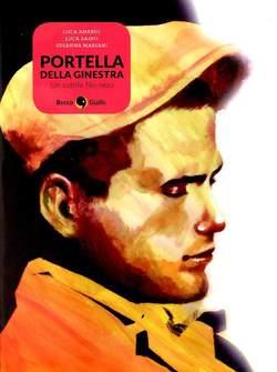 Copertina PORTELLA DELLA GINESTRA n. - UN SOTTILE FILO NERO, BECCO GIALLO