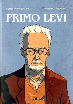 Copertina PRIMO LEVI n. - PRIMO LEVI, BECCO GIALLO