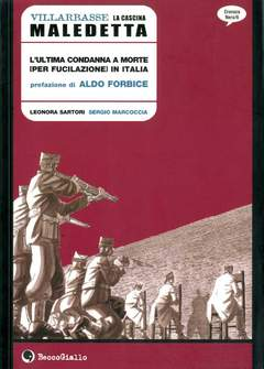 Copertina VILLARBASSE LA CASCINA FATALE n.0 - VILLARBASSE - LA CASCINA MALEDETTA, BECCO GIALLO