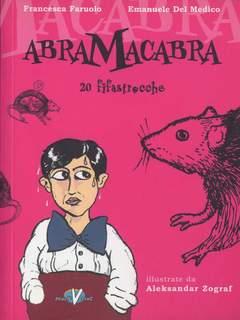 Copertina ABRAMACABRA n.0 - 20 FIFASTROCCHE, BLACK VELVET