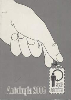 Copertina ANTOLOGIA n.1 - 2005, BLACK VELVET