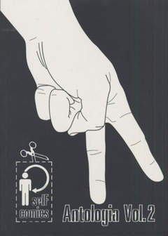 Copertina ANTOLOGIA n.2 - 2007, BLACK VELVET