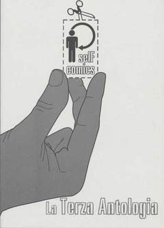 Copertina ANTOLOGIA n.3 - 2009 - SELF COMICS, BLACK VELVET