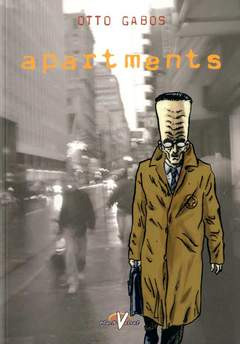 Copertina APARTMENTS n.1 - APARTMENTS, BLACK VELVET